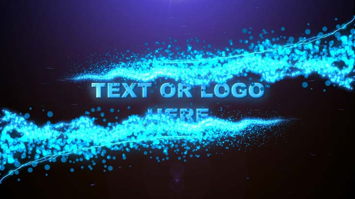 Text & Logo Animation - free after effects template
