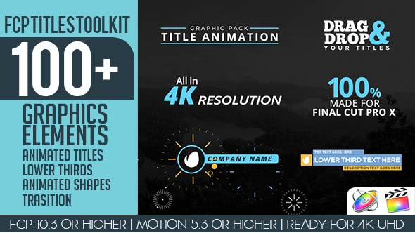 FCP Titles Toolkit
